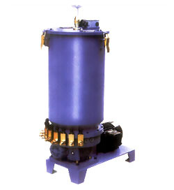 Grease Radial Pump