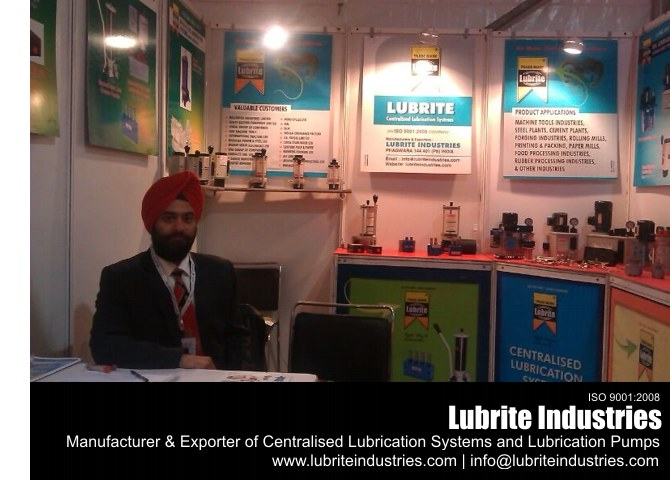 Owner Lubrite Industries